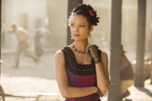 Maeve (Thandie Newton), The Host Whisperer