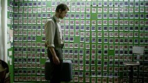 Time Lapse polaroid wall