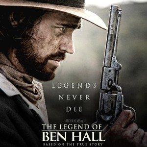 Legend of Ben Hall poster