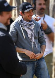 Director Matthew Holmes